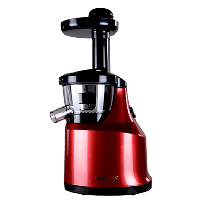 extracteur de jus greenis f-9007 rouge